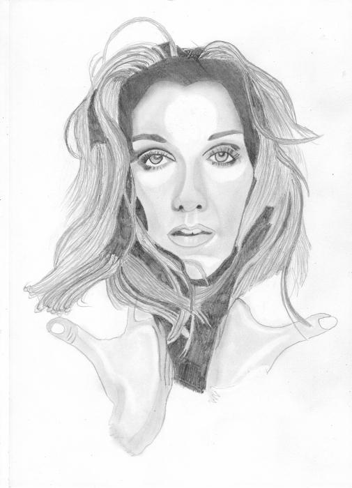 Céline Dion by jaguar8